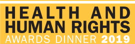 Health and Human Rights Awards Save the Date